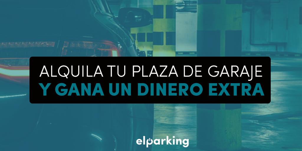 Tu plaza de garaje est vac a obt n ingresos extra for Se alquila plaza de garaje