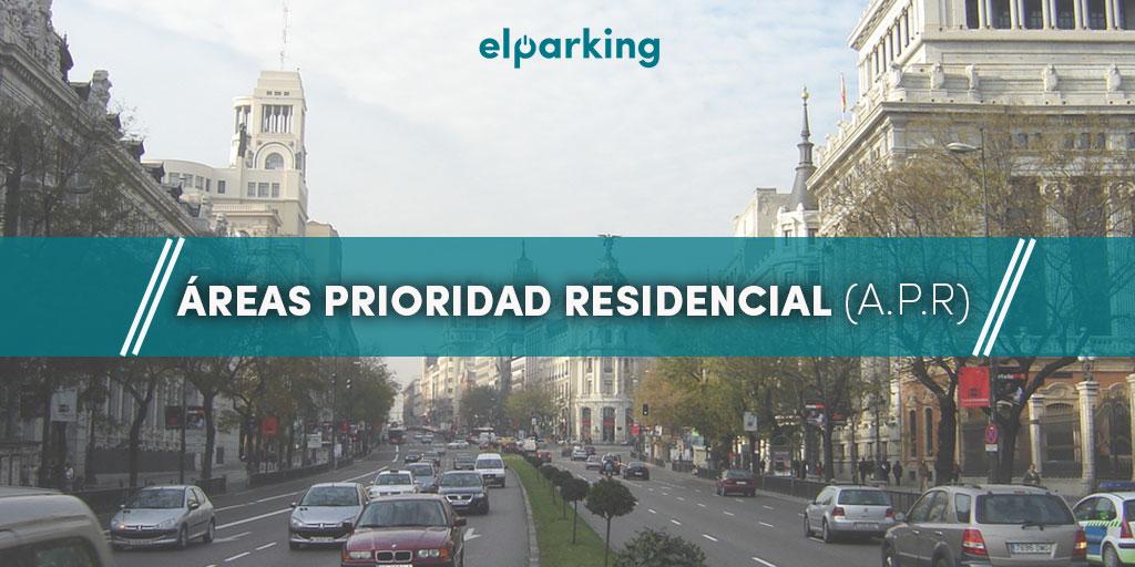 Qué es Madrid Central Area Prioridad Residencial