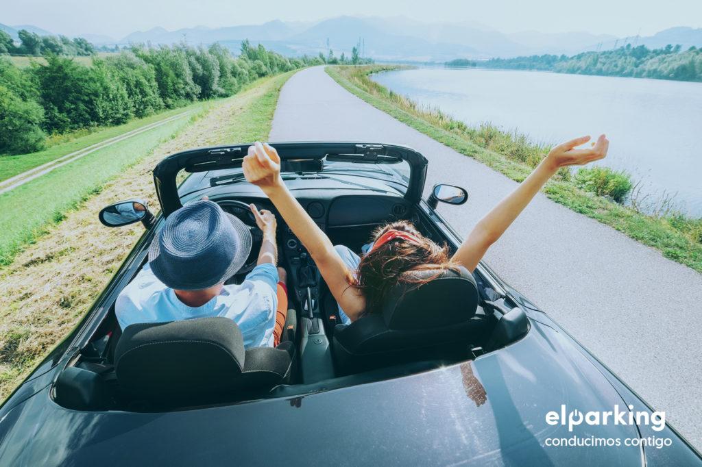 Viaja seguro con ElParking